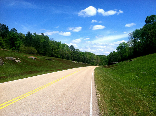 natchez trace tennessee