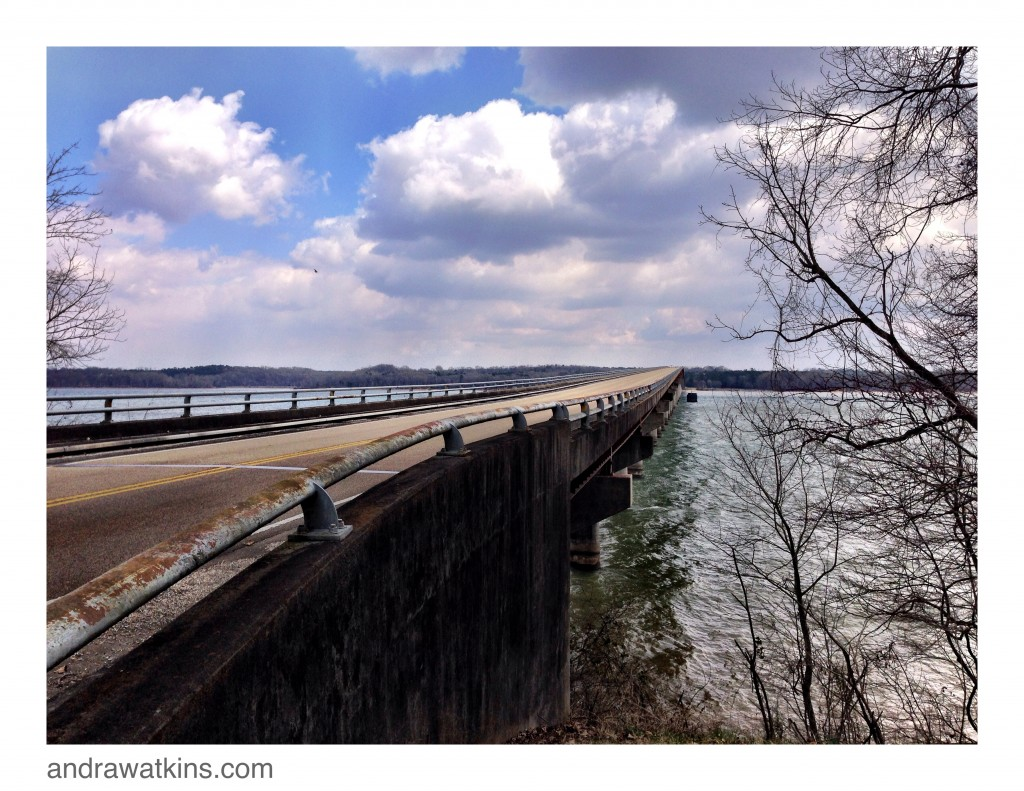 tennessee river natchez trace
