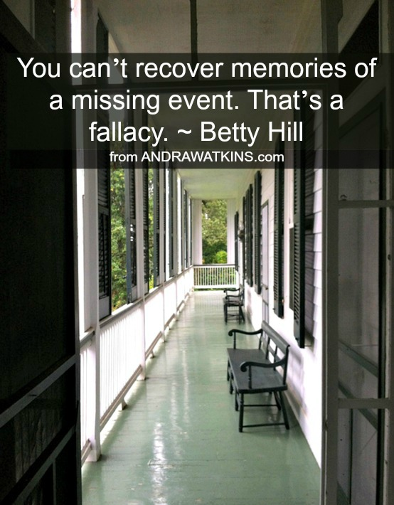 quote by Betty Hill