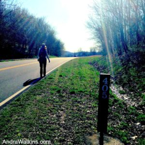walking the Natchez Trace